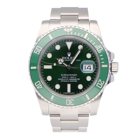 Rolex Submariner Date Stainless Steel - 116610LV