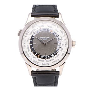 Patek Philippe Complications Worldtime 18k White Gold - 5230G-014