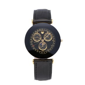 Zenith Pacific Triple Date Moonphase Yellow Gold Plated - 27.2010.393
