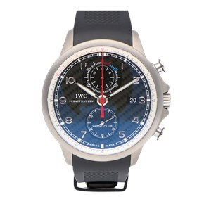 IWC Yacht Club Stainless Steel - IW390212