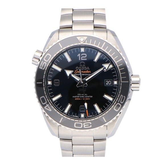 Omega Seamaster Planet Ocean Stainless Steel - 215.30.44.21.01.001
