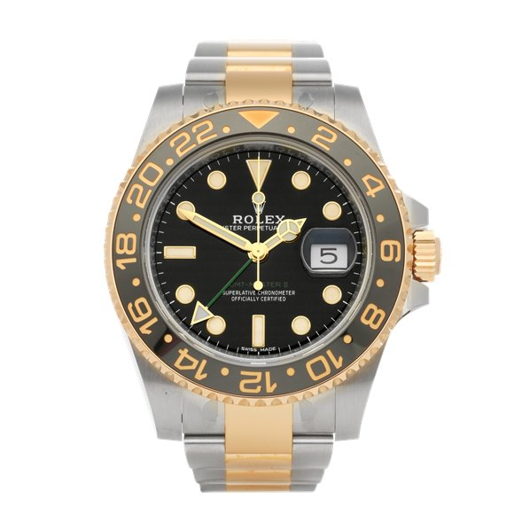 Rolex GMT-Master II Stainless Steel - 116713LN