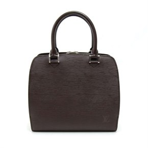 Louis Vuitton Mocha Brown Epi Leather Pont Neuf