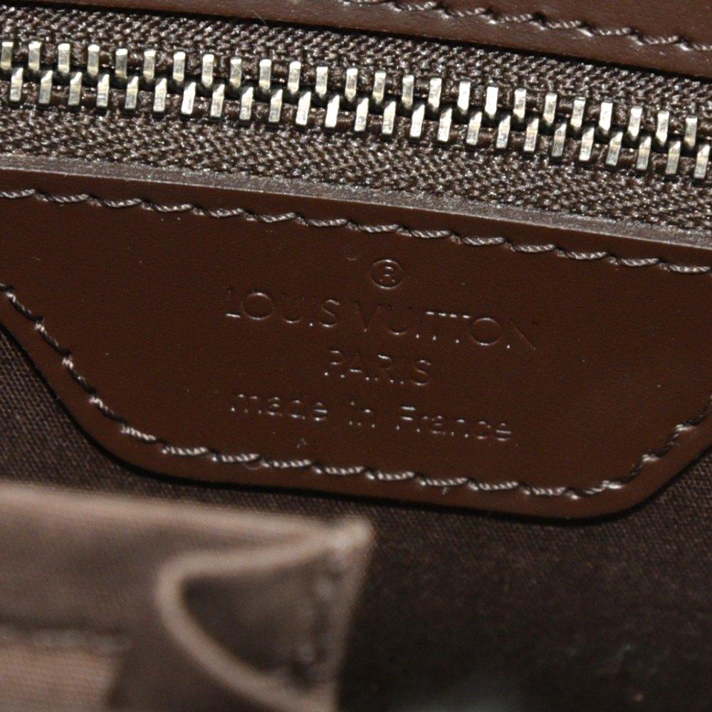 Louis Vuitton Brown Epi Leather Figari PM