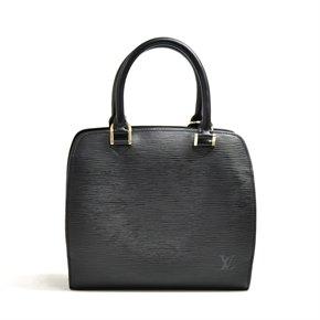 Louis Vuitton Black Epi Leather Pont Neuf