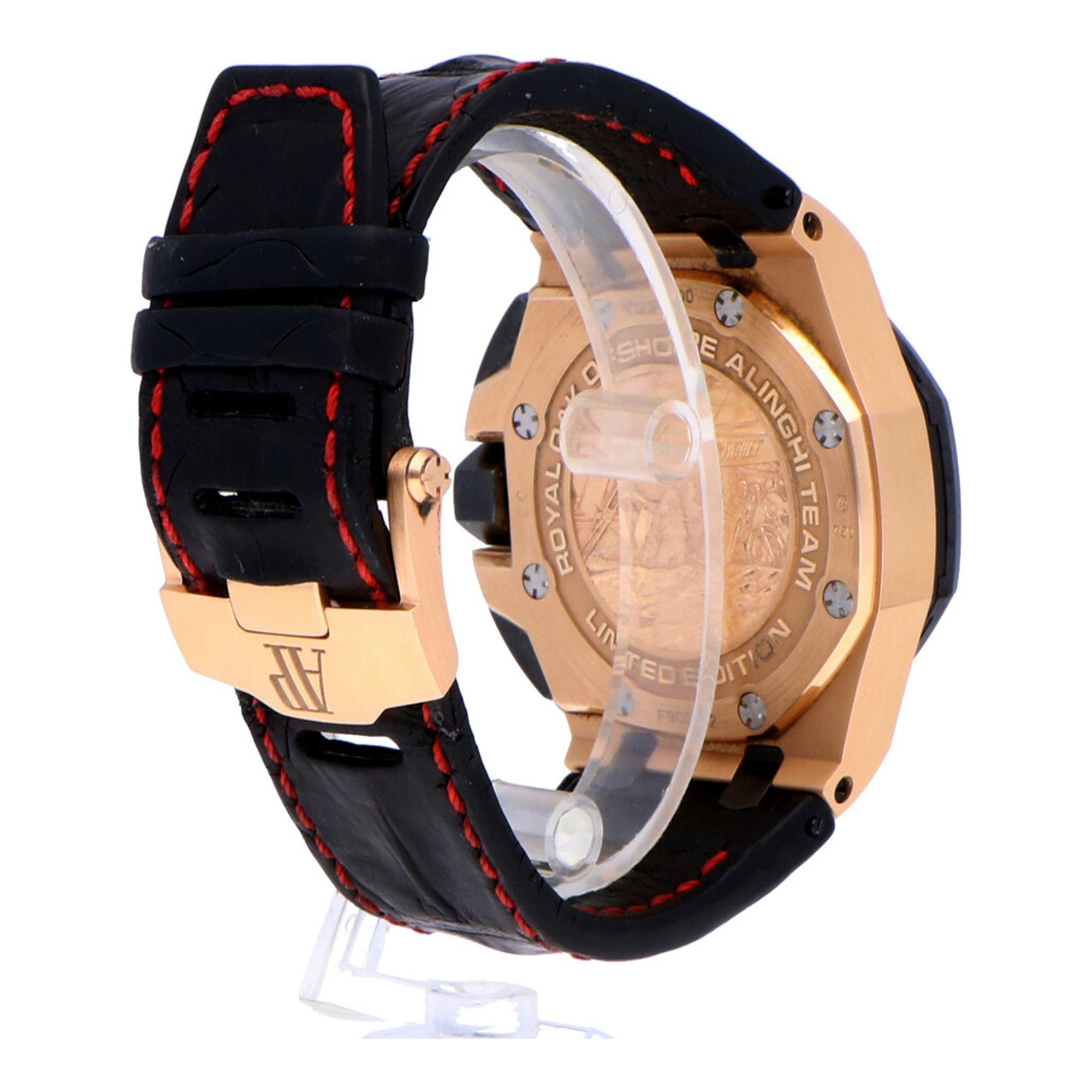 Audemars Piguet Royal Oak Offshore 18k Rose Gold 26062OR.OO.A002CA.01