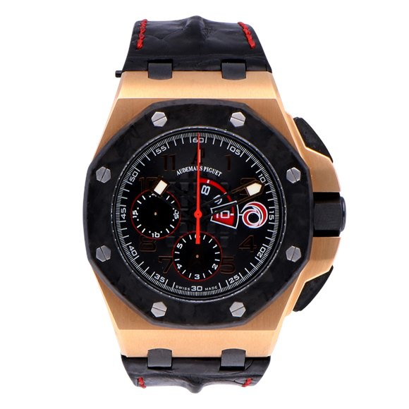 Audemars Piguet Royal Oak Offshore 18k Rose Gold - 26062OR.OO.A002CA.01