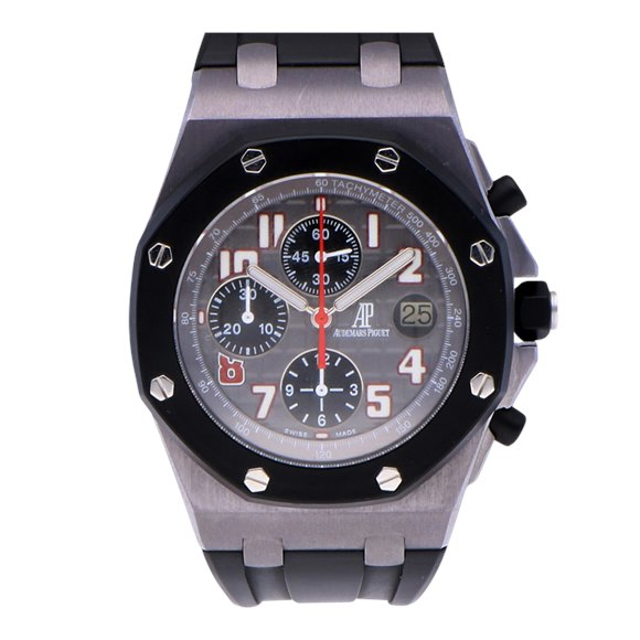Audemars Piguet Royal Oak Offshore Stainless Steel - 26082TK.OO.D002CA.01