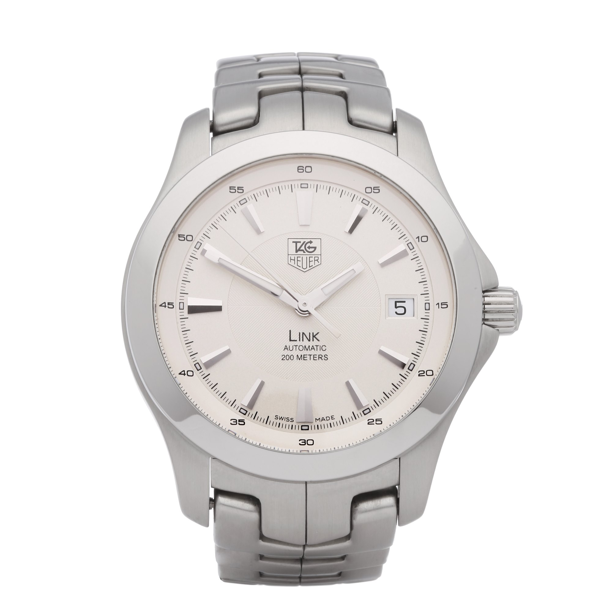 Tag Heuer Link Automatic Roestvrij Staal WJF2111