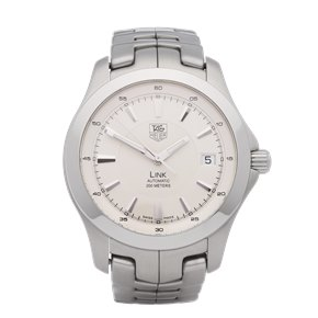 Tag Heuer Link Automatic Stainless Steel - WJF2111