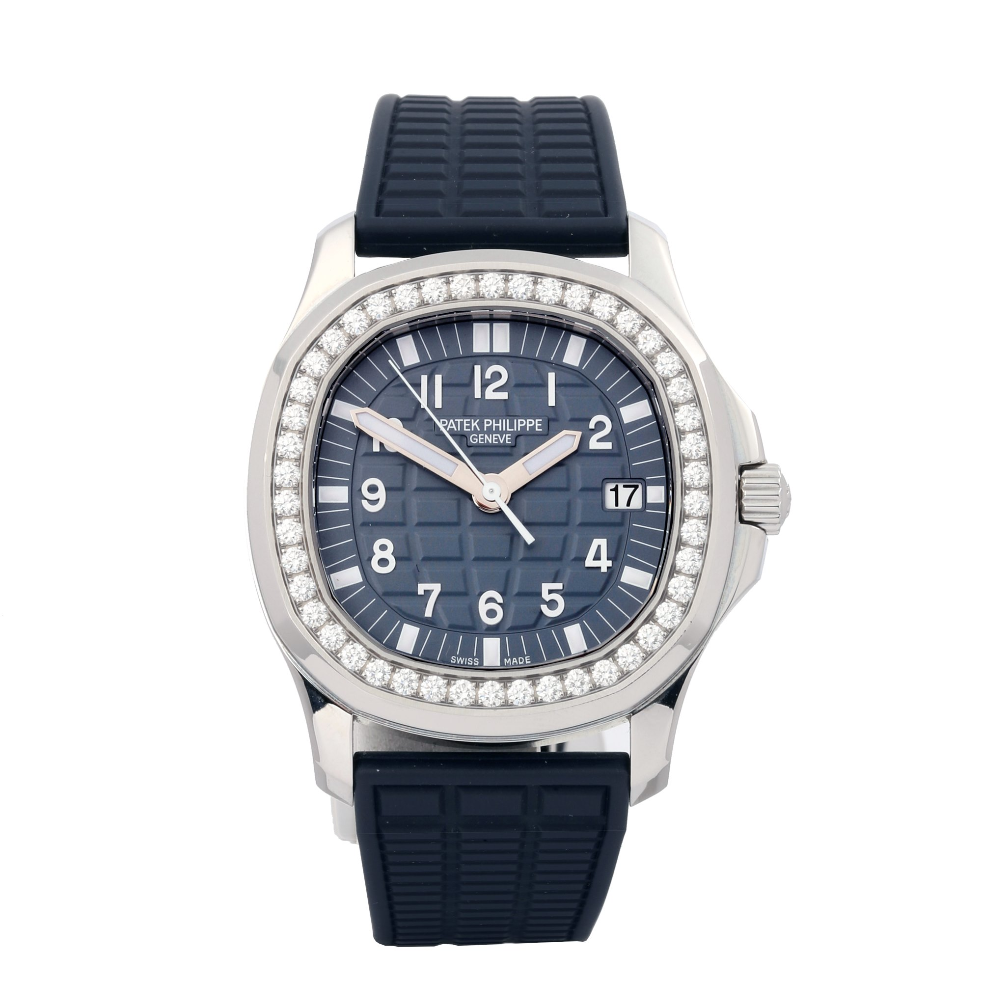 Patek Philippe Aquanaut Misty Blue Stainless Steel 5067/A