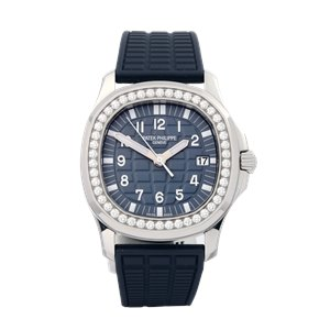 Patek Philippe Aquanaut Misty Blue Stainless Steel - 5067/A