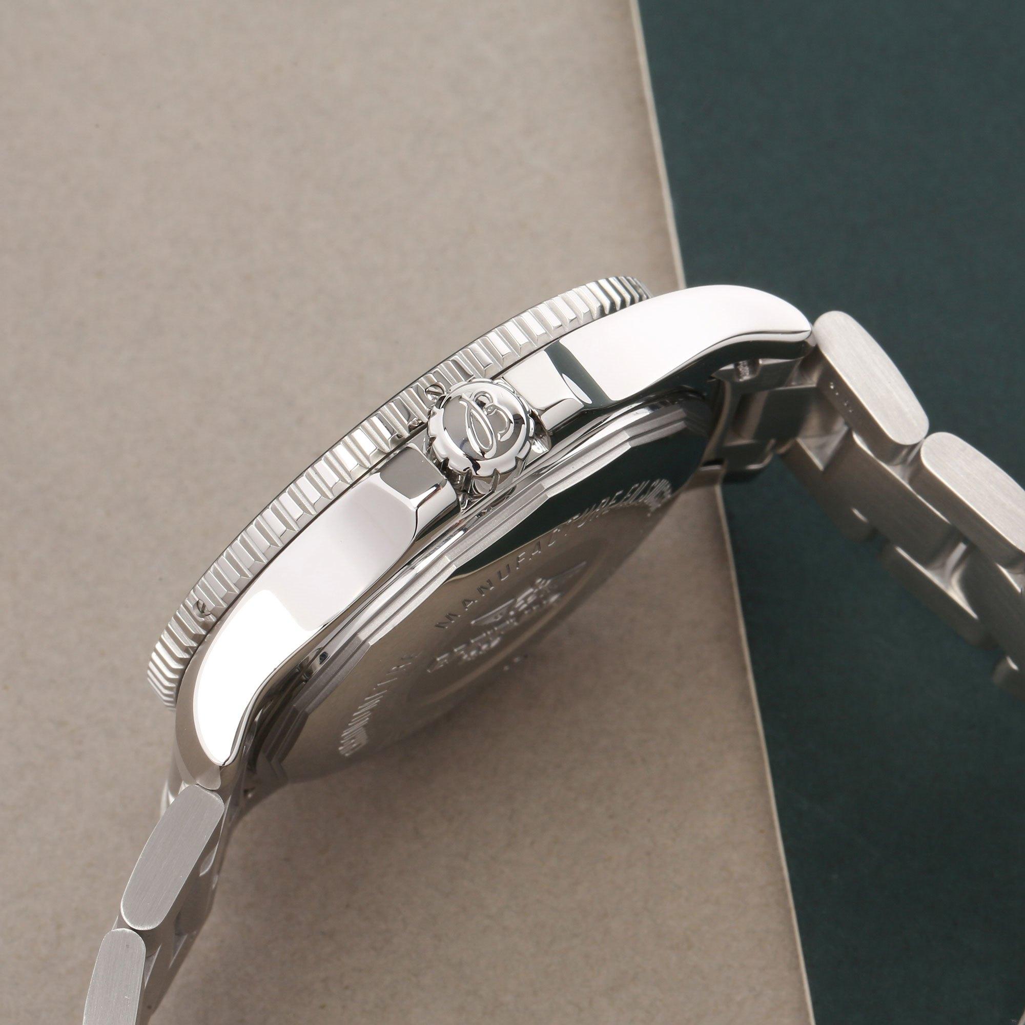 Breitling Superocean II 44 Stainless Steel A17392
