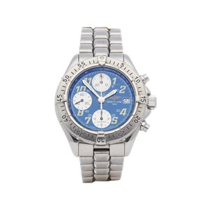 Breitling Chronomat Chronograph Stainless Steel - A13335