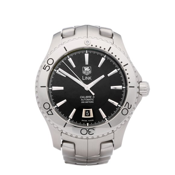 Tag Heuer Link Stainless Steel - WJ201A