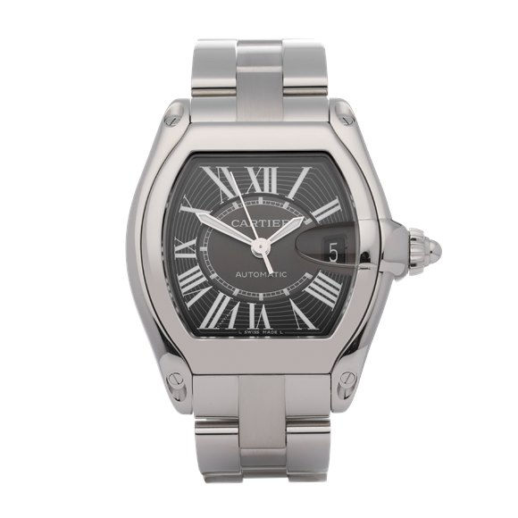 Cartier Roadster Stainless Steel - W62041V3 or 2510