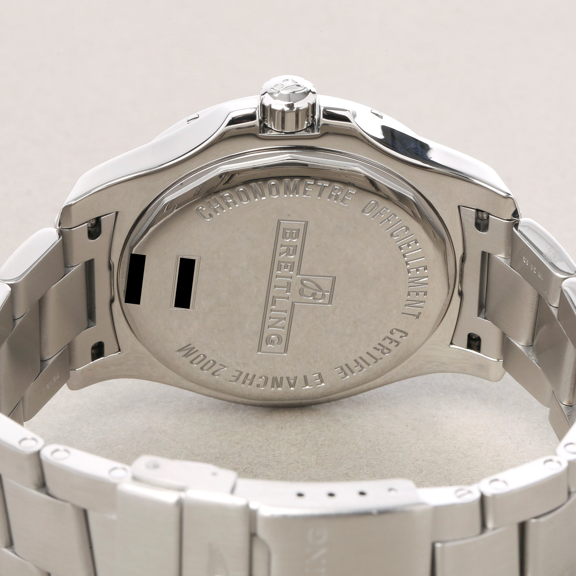 Breitling Colt Stainless Steel A74388