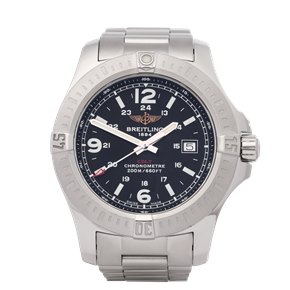 Breitling Colt Stainless Steel - A74388