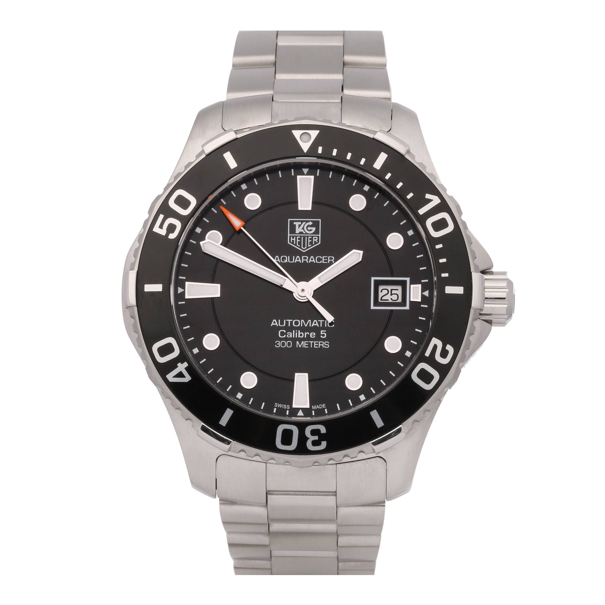 Tag Heuer Aquaracer Roestvrij Staal WAN2110