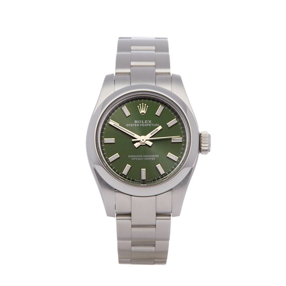 Rolex Oyster Perpetual 26 Stainless Steel - 176200