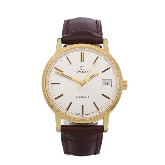 Omega Vintage 18K Gold Plated - 1360099