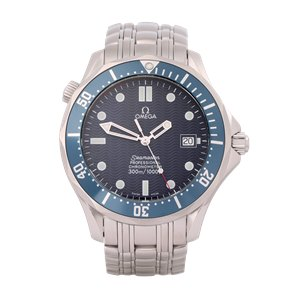 Omega Seamaster 300m Stainless Steel - 25318000