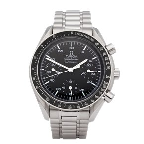 Omega Speedmaster Reduced Chronograph Stainless Steel - 3510.50.00