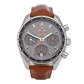 Omega Speedmaster Co-Axial Chronograph Stainless Steel - 324.32.38.50.06.001