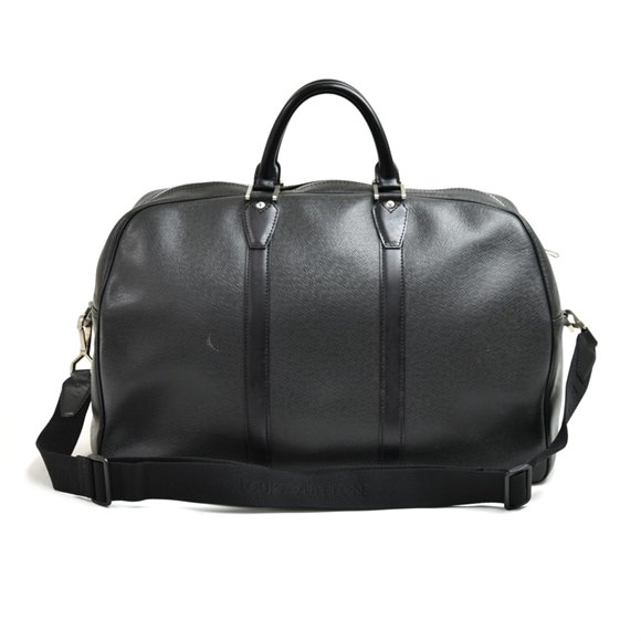 Louis Vuitton Black Taiga Leather Kendall PM