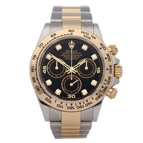 Rolex Daytona Cosmograph 18K Yellow Gold & Stainless Steel - 116503
