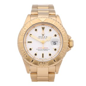 Rolex Yacht-Master 40 18K Yellow Gold - 16628