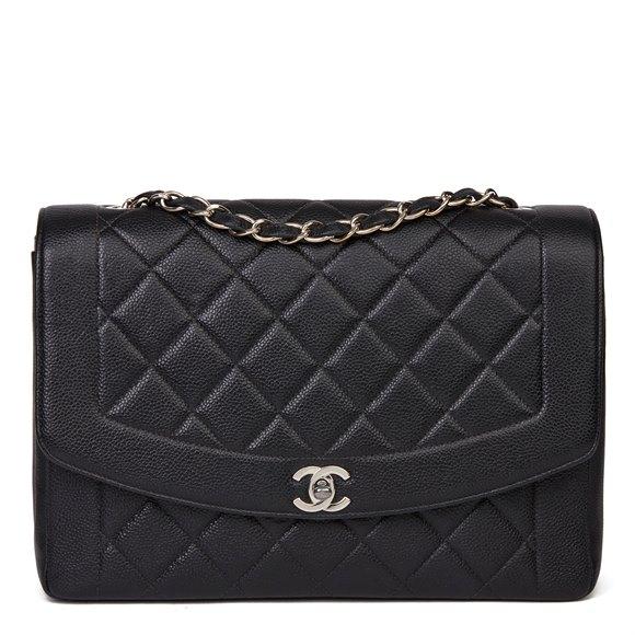Large Diana Classic Single Flap Bag