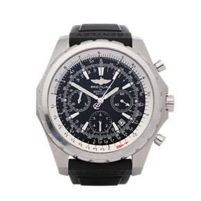 Breitling Bentley Motors T Chronograph Stainless Steel - A25363