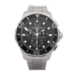 Tag Heuer Aquaracer 300M Chronograph Stainless Steel - CAN1010