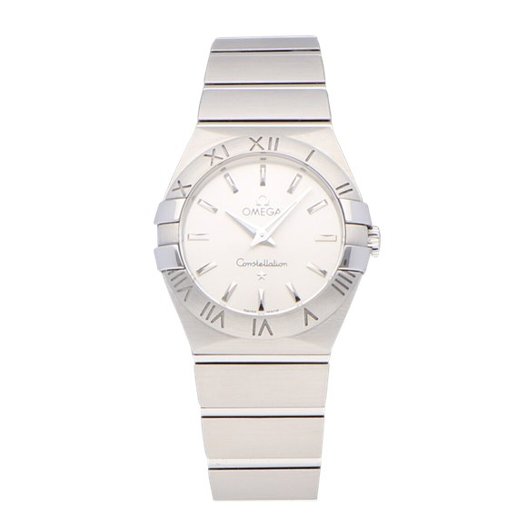 Omega Constellation Stainless Steel - O123.10.27.60.02.001