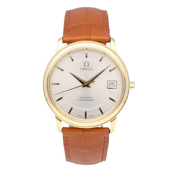 Omega De Ville 18k Yellow Gold - 1681050