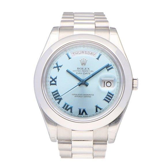 Rolex Day-Date Platinum - 218206