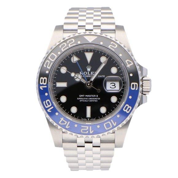 Rolex GMT-Master II Stainless Steel - 126710BLNR