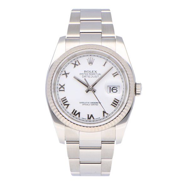Rolex Datejust Stainless Steel - 116234