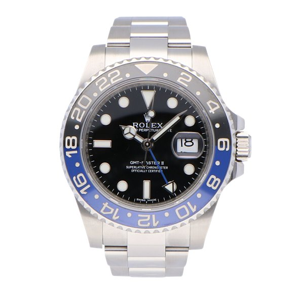 Rolex GMT-Master II Stainless Steel - 116710BLNR