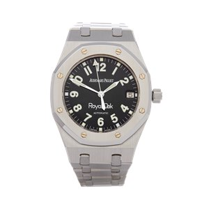 Audemars Piguet Royal Oak Military Dial NOS Stainless Steel - 14790ST