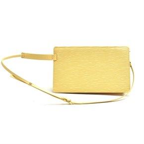 Louis Vuitton Vanilla Epi Leather Rochelle Waist Pochette