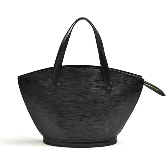 Louis Vuitton Black Epi Vintage Saint Jacques PM