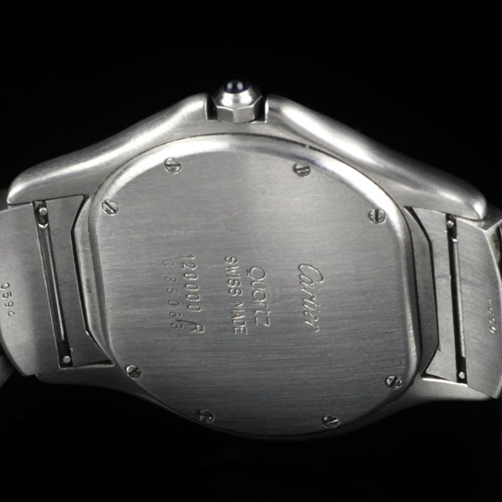 Cartier Panthère Cougar Stainless Steel
