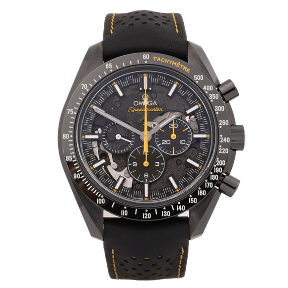 Omega Speedmaster 'Dark Side of the Moon' Apollo 8 Ceramic - 31192443001001
