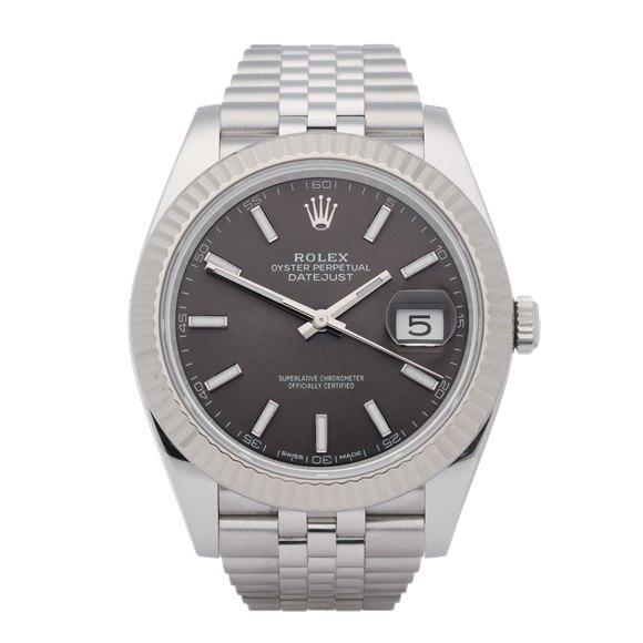 Rolex Datejust 41 Stainless Steel - 126334