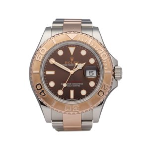 Rolex Yacht-Master 18K Stainless Steel & Rose Gold - 116621