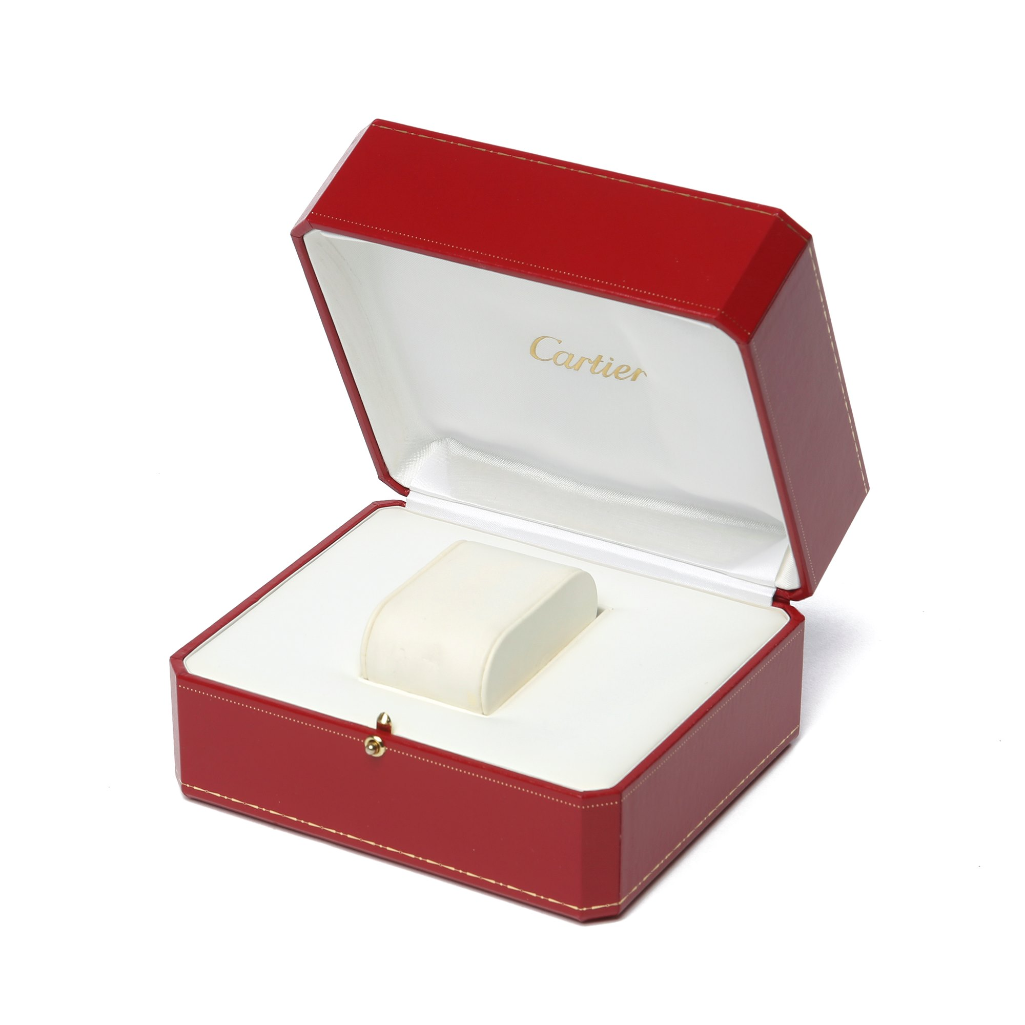 Cartier Panthère Jumbo 2 Row 18K Yellow Gold & Stainless Steel 1100