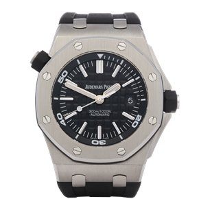 Audemars Piguet Royal Oak Offshore Diver Stainless Steel - 15703ST