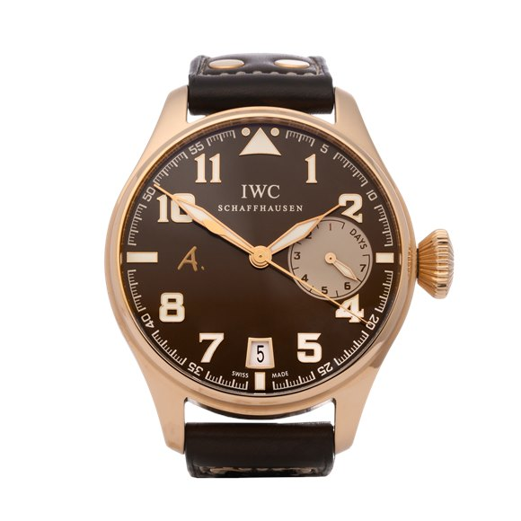 IWC Big Pilots Saint Exupery Ltd Edition 18K Rose Gold - IW500421